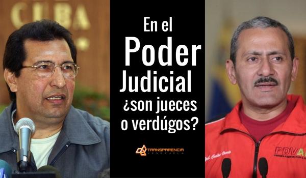 Poder Judicial obstaculiza la lucha contra la corrupción y la contraloría social