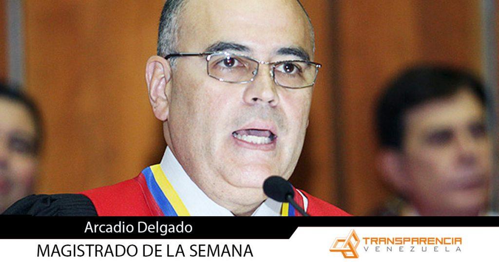 Arcadio Delgado