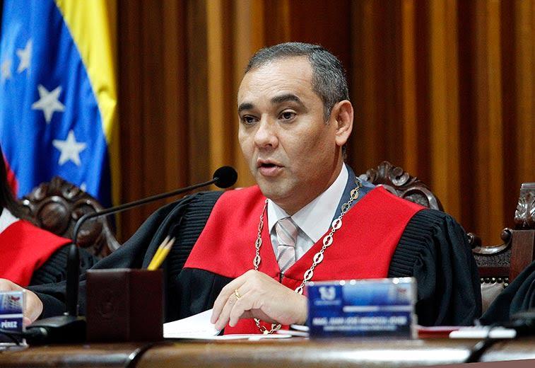 Maikel Moreno TSJ