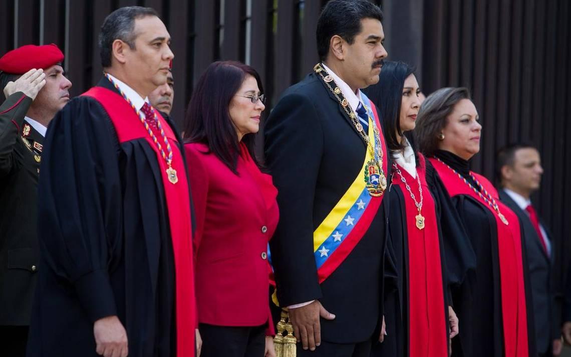 Maduro TSJ