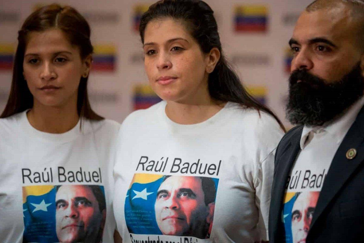 persecusión familia Baduel